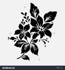one stroke black and white floral toe nail design youtube loversiq