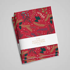 needles luxury wrapping paper handmade christmas co