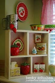 Cherry Kitchen Curtains by 295 Best Vintage Kitchens Images On Pinterest Vintage Kitchen