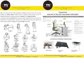 hauteur bureau ergonomie ergonomie cm mobilier de bureau valence drome ardeche rhone