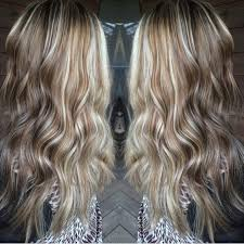 platinum blonde hair with brown highlights before and after platinum blonde highlights and subtle lowlights