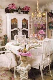 Dining Rooms Decorating Ideas Winsome Cozy Romantic Country Magazine Press Trendy Romantic