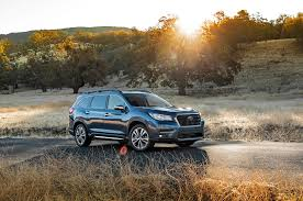 subaru baja off road exclusive 2019 subaru ascent prototype first drive biggest subie