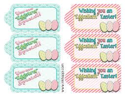 free easter tag printables u2013 happy easter 2017