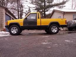 1988 jeep comanche sport truck jeep comanche restomod 88 u0027 to 98 u0027 swap