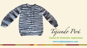 sueter tejido a dos agujas youtube chompa o sweater tejdo en dos agujas para niños parte 3 youtube
