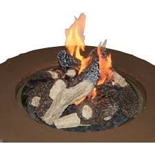 outdoor greatroom company fire pit logs logs only burner not