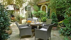 beautiful patio gardens garden ideas