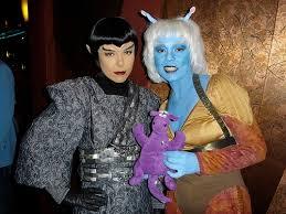 Nasty Halloween Costume Romulans U2013 Star Trek U0027s Nasty Vulcans Ancient Rome Earthpages Ca
