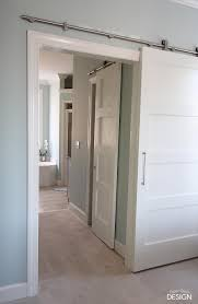 Pocket Barn Door by Modern Barn Doors An Easy Solution To Awkward Entries