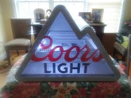 coors light mini fridge brand new coors light mini fridge collectibles in medway ma