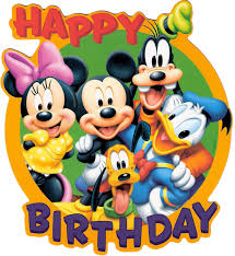 mickey mouse birthday mickey mouse birthday disney birthday clipart wikiclipart