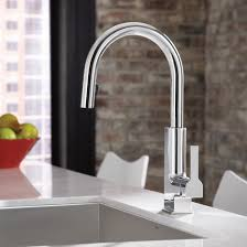 pewter wall mount moen kitchen faucet warranty two handle pull
