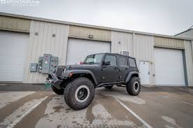 flat gray jeep 3m vinyl vehicle wrap our jeep jk gets a new paint job without