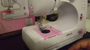 nex1 lss 505 sewing machine youtube