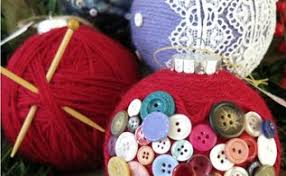 how to make yarn ornaments hometalk