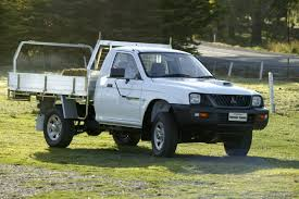 2006 mitsubishi triton recalled in australia 9500 vehicles affected