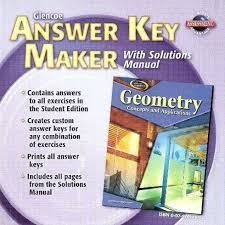 glencoe mcgraw hill geometry concepts and applications answer key