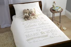 Train Cot Bed Duvet Cover Mamas U0026 Papas 7042n9300 Millie And Boris Cot Bed Cot Duvet Cover