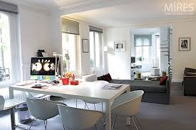 Home Designs Paris Apartment House Tour Dining Room France Design For Dining Room