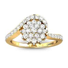 brengagement rings ireland diamond yellow gold 18k osman diamond ring candere