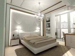 White Romantic Bedroom Ideas White Night Lamp With Wooden Bedside Tables Romantic Bedroom Decor
