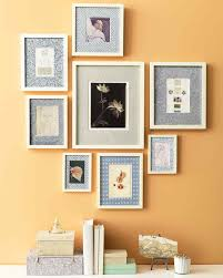 Wall Picture Frames by Frame And Mirror Projects Martha Stewart