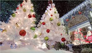 christmas winter wonderland decorating ideas u2014 all home ideas and