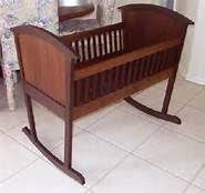 Free Wood Cradle Plans by Cherry Baby Cradle By Dbriski Lumberjocks Com Woodworking