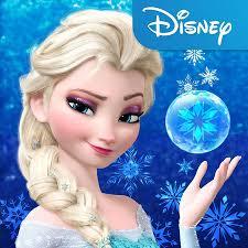 free disney frozen free fall app download