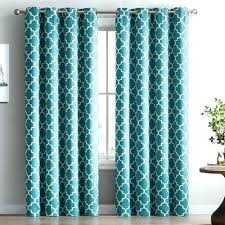 Torquoise Curtains Yellow Turquoise Curtains Gray And Turquoise Curtains Size Of
