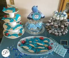 whale themed baby shower my whale baby shower