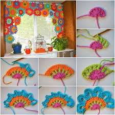 Crochet Designs Flowers 20 Easy Crochet And Knit Projects With Tutorials For Beginners