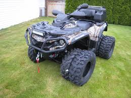 my new 14 650xt camo can am atv forum