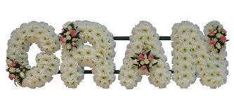 Flowers For Funeral Nan Nana Gran Grandma Granny Funeral Flowers Tributes