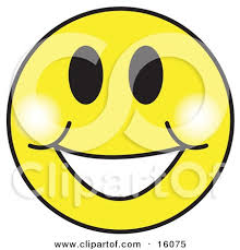 tattos josh happy yellow smiley face graphic with a big smile