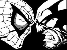 outstanding printable wolverine coloring pages for kids with