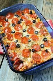 recette de cuisine weight watchers weight watchers pepperoni pizza casserole recipe weight watcher