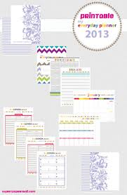 Daily Planners Templates 74 Best Planners Organizers Calenders I Need To Print Images On