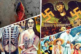 Image Gallery Controversial Paintings - 10 controversial works by filipino artists spot ph