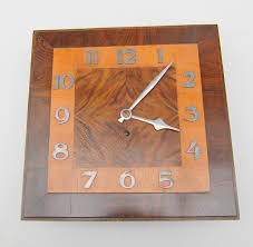vintage and retro clocks for sale from 20th century clocks