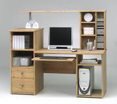 Pc Schreibtisch Buche Pc Schreibtisch Mit Aufsatz