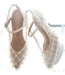 wedding shoes surabaya angga malvava wedding by regis bridal shoes bridestory