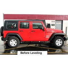 2012 jeep wrangler leveling kit teraflex 1 5 budget boost leveling kit