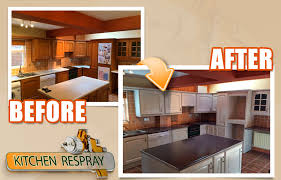 how much does it cost to respray kitchen cabinets the kitchen respraying procedure a step by step guide