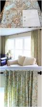 20 elegant and easy diy curtain ideas to dress up your windows tablecloth curtains