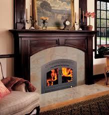 simple high efficiency wood burning fireplace high efficiency