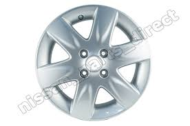 nissan micra wheel trims nissan genuine micra k12 15