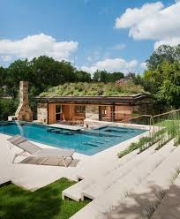 backyard pool house decorating ideas pool contemporary with