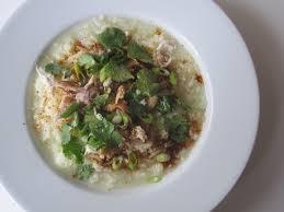 cuisine d une chinoise la solution pour les gourmands malades congee une bouillie de riz